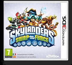Skylanders Swap Force 3DS cover (BSFP)