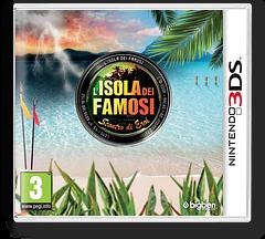 L'Isola dei Famosi - Scontro di Eroi 3DS cover (BSHP)