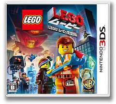 LEGO ムービー ザ・ゲーム 3DS cover (AFJJ)