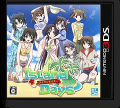 IslandDays 3DS cover (BDZJ)