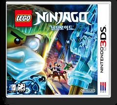 LEGO Ninjago - 닌드로이드 3DS cover (BLNK)