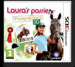 Imagine - Champion Rider 3D 3DS cover (AHSP)