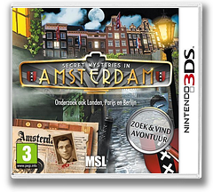 Secret Mysteries in Amsterdam 3DS cover (ASXP)