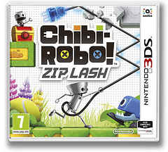 Chibi-Robo! Zip Lash 3DS cover (BXLP)