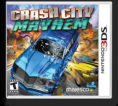 Crash City Mayhem 3DS cover (AC2E)