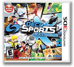 Deca Sports Extreme 3DS cover (ADEE)