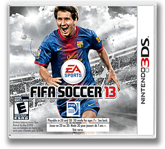 FIFA Soccer 13 3DS cover (AF8E)