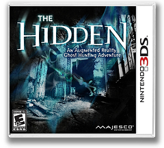 The Hidden 3DS cover (AHDE)