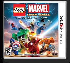 LEGO Marvel Super Heroes - Universe in Peril 3DS cover (AL5E)