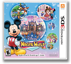 Disney Magical World 3DS cover (AMQE)
