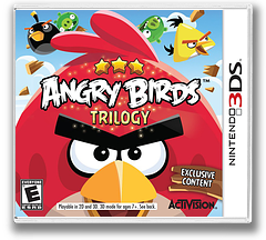 Angry Birds Trilogy 3DS cover (ANGE)