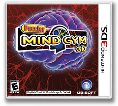 Puzzler Mind Gym 3D 3DS cover (APUE)