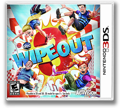 Wipeout 3 3DS cover (AW3E)