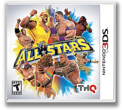 WWE All Stars 3DS cover (AWEE)