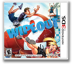 Wipeout 2 3DS cover (AWPE)