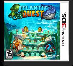 Atlantic Quest 3DS cover (BAQE)