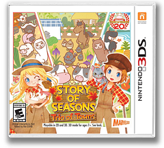 Story of Seasons: Trio of Towns 3DS cover (BB3E)