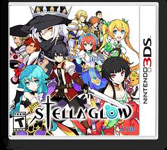 Stella Glow 3DS cover (BS3E)