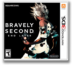 Bravely Second: End Layer 3DS cover (BSEE)