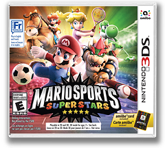 Mario Sports Superstars 3DS cover (AUNE)