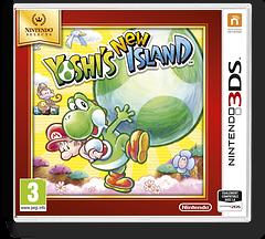 Yoshi's New Island pochette 3DS (ATAP)