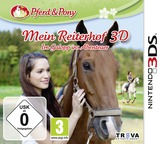 My Riding Stables 3D - Jumping for the Team 3DS cover (AAPP)