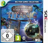 Hidden Expedition - Titanic 3DS cover (AASP)