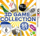 3D Game Collection - 55 in 1 3DS cover (AD3P)