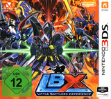 LBX - Little Battlers eXperience 3DS cover (ADNP)