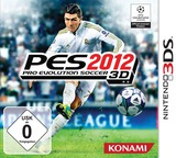 Pro Evolution Soccer 2012 3D 3DS cover (AE2P)