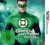 Green Lantern - Rise of the Manhunters 3DS cover (AGLP)