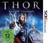 Thor - God of Thunder 3DS cover (AGTP)