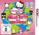 Around the World with Hello Kitty & Friends 3DS cover (AHKP)