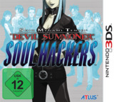 Shin Megami Tensei - Devil Summoner - Soul Hackers 3DS cover (AHQP)
