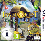 Jewel Quest Mysteries - The Seventh Gate 3DS cover (AJQP)