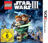 LEGO Star Wars III - The Clone Wars 3DS cover (ALGP)