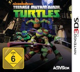 Nickelodeon Teenage Mutant Ninja Turtles 3DS cover (ANYP)