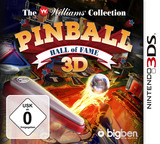 Pinball Hall of Fame 3D - The Williams' Collection 3DS cover (APBP)
