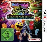 Pac-Man & Galaga Dimensions 3DS cover (APGP)