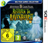 Mystery Case Files - Return to Ravenhearst 3DS cover (AR2P)