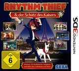 Rhythm Thief & the Emperor's Treasure 3DS cover (ARTP)