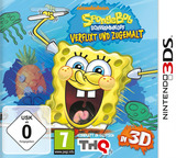 SpongeBob SquigglePants 3DS cover (ASGP)