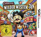 Carnival - Wilder Westen 3D 3DS cover (AW2P)