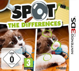 Spot the Differences 3DS cover (BDFP)