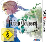 Etrian Odyssey Untold - The Millennium Girl 3DS cover (BSKP)