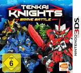 Tenkai Knights - Brave Battle 3DS cover (BTKP)