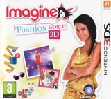 Imagine - Fashion World 3D 3DS cover (AF3P)