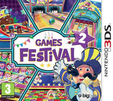 Games Festival 2 3DS cover (AAFP)