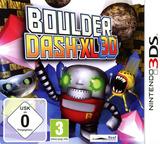 Boulder Dash-XL 3D 3DS cover (ABZP)