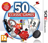 50 Classic Games 3DS cover (AF6P)